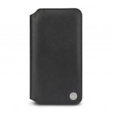 Чехол Moshi Overture Premium Wallet Case Charcoal Black for iPhone XR (99MO091010)