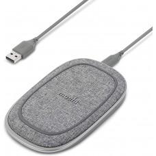 Бездротовий зарядний пристрій Moshi Porto Q 5K Portable Wireless Battery Nordic Gray (99MO022213)