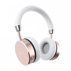 Навушники Satechi Aluminum Wireless Headphones Rose Gold (ST-AHPR)