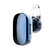 Bluetooth-гарнитура Baseus A02 Encok Mini Wireless Earphone Blue (NGA02-03)