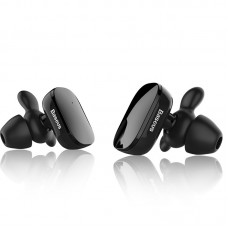 Bluetooth-гарнитура Baseus Encok W02 TWS, Black (NGW02-01)