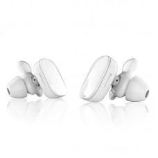 Bluetooth-гарнитура Baseus Encok W02 TWS, White (NGW02-02)