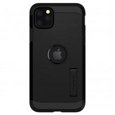 Чехол Spigen для iPhone 11 Pro Tough Armor, Black (077CS27240)