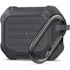 Чехол Spigen для Apple AirPods Pro Tough Armor, Charcoal (ASD00538)