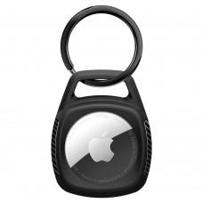 Чохол Spigen для Apple AirTag - Rugged Armor, Matte black (AMP01565)