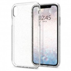 Чехол для смартфона Spigen iPhone XR Case Liquid Crystal Glitter Crystal Quartz 064CS24867