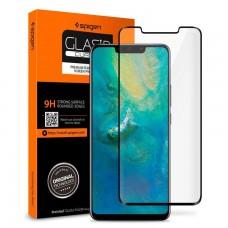 Защитное стекло Spigen для Huawei MATE 20 PRO, Full Cover, Black (L34GL25408)