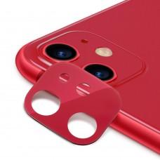 Защитное стекло для камеры ESR для iPhone 11 Fullcover Camera Glass Film, Red (3C03195200601)