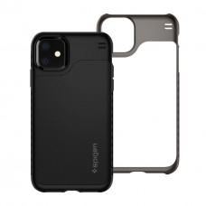 Чехол Spigen для iPhone 11 Hybrid NX, Matte Black (076CS27074)