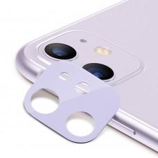 Защитное стекло для камеры ESR для iPhone 11 Fullcover Camera Glass Film, Lavender (3C03195200501)