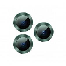 Защитное стекло для камеры Baseus для iPhone 11 Pro/11 Pro Max Alloy protection, Green (SGAPIPH58S-AJT06)