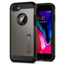 Чехол для смартфона Spigen iPhone 8 Case Tough Armor 2 Gunmetal 054CS22214