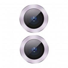 Защитное стекло для камеры Baseus для iPhone 11 Alloy protection, Purple (SGAPIPH61S-AJT05)