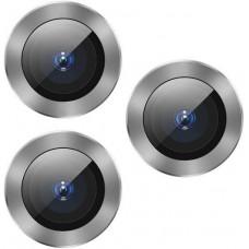 Защитное стекло для камеры Baseus для iPhone 11 Pro/11 Pro Max Alloy protection, Silver (SGAPIPH58S-AJT0S)