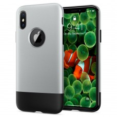 Чехол Spigen для iPhone X Classic One (057CS23345)