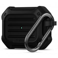 Чехол Spigen для Apple AirPods Pro Tough Armor, Black (ASD00537)