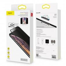 Защитное стекло Baseus для iPhone 11 Pro Curved Privacy, (Антишпион) (SGAPIPH58-WC01)