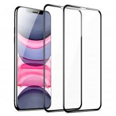 Защитное стекло ESR для iPhone 11 / XR Screen Shield 3D 2 шт (3C03196130101)