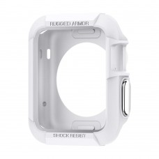 Чехол Spigen для Apple Watch Rugged Armor (42mm) White (SGP11497)