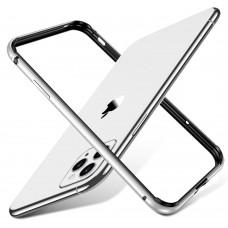 Бампер ESR для iPhone 11 Pro Crown Metal (Edge Guard), Silver (3C01192260201)
