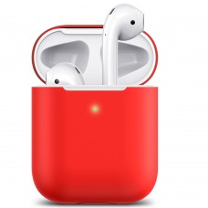 Чехол ESR для Apple AirPods Breeze 1/2 Cover, Red (4894240088333)