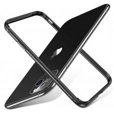 Бампер ESR для iPhone 11 Pro Crown Metal (Edge Guard), Gray (3C01192260401)