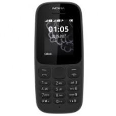 Мобильный телефон NOKIA 105 Dual SIM (black) TA-1034