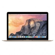 "Apple MacBook Gold 12"" Z0RX00002 (Core M 1.3GHz / 8 GB RAM / 512Gb SSD / Iris Graphics)"