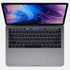 """Apple MacBook Pro 13.3"""" with Touch Bar Core i5 QC 2.4 GHz/8GB 2133 MHz/256GB SSD (Mid 2019) Space Gray MV962"""