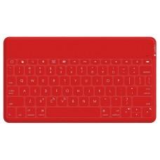 Беспроводная защищённая клавиатура Logitech Keys-To-Go Red