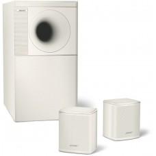 Aкустична стерео система 2.1 BOSE ACOUSTIMASS 3 V WHITE (741128-0020)