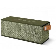 Fresh 'N Rebel Rockbox Brick Fabriq Edition Bluetooth Speaker Army (1RB3000AR)