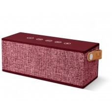 Fresh 'N Rebel Rockbox Brick Fabriq Edition Bluetooth Speaker Ruby (1RB3000RU)