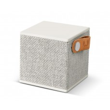 Fresh 'N Rebel Rockbox Cube Fabriq Edition Bluetooth Speaker Cloud (1RB1000CL)