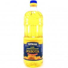 Чумак Олія соняшникова рафінована дезодорована, 2 л