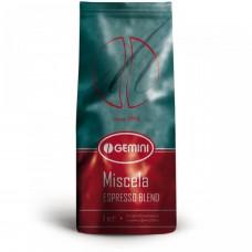 Кава зернова Gemini Miscela 1кг