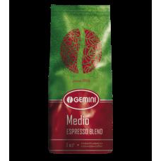 Кава зернова Gemini Medio Espresso Blend 1кг