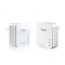 Адаптер Powerline TENDA P200, 200Mbit (2шт в упаковке), 1xFE
