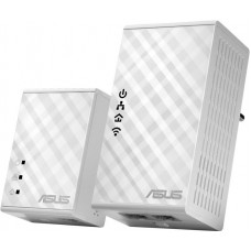 Адаптер ASUS PL-N12 (2шт) EthernetToPowerline N300