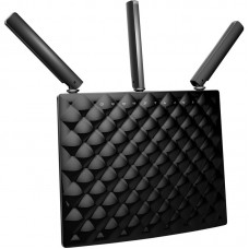Интернет-шлюз TENDA AC15 802.11ac AC1900 1.9Gbps 3x1GE LAN, 1x1GE WAN, 1xUSB3.0