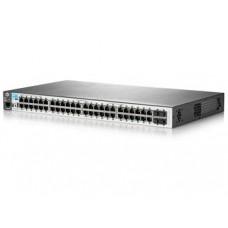 Коммутатор HP 2530-48G-PoE+ 48xGE+ 4xGE SFP, L2, 382W, LT Warranty