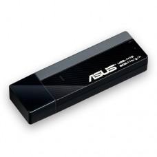 WiFi-адаптер ASUS USB-N13 802.11n, 2.4 ГГц, N300, USB 2.0