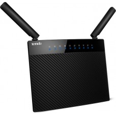 Интернет-шлюз TENDA AC9 802.11ac AC1200 1.2Gbps 4xGE LAN, 1xGE WAN, 1xUSB