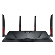 Интернет-шлюз ASUS RT-AC88U 802.11ac AC3100 8x1G LAN, 1x1G WAN, 1xUSB 2.0, 1xUSB 3.0