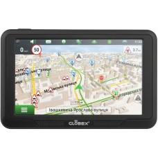 Автомобильный GPS навигатор GLOBEX GE-516 (Navitel) Magnetic