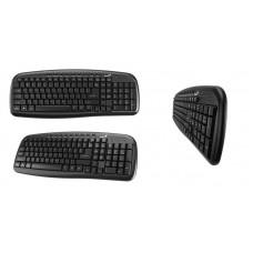 Клавіатура Genius KB-M225C USB Black Ukr (31310479108)
