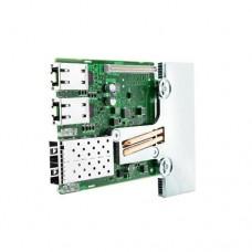 Сетевая карта DELL QLogic 57800 2x10Gb BT + 2x1Gb BT Network Daughter Card, CusKit 540-BBFI