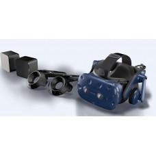 Система виртуальной реальности HTC VIVE PRO Starter Kit Combo (система VIVE + шлем VIVE PRO)