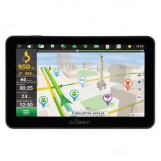 Автомобильный GPS навигатор GLOBEX GE-711(Navitel)