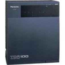 АТС TDA100 (Цифровая гибридная) Базовый блок